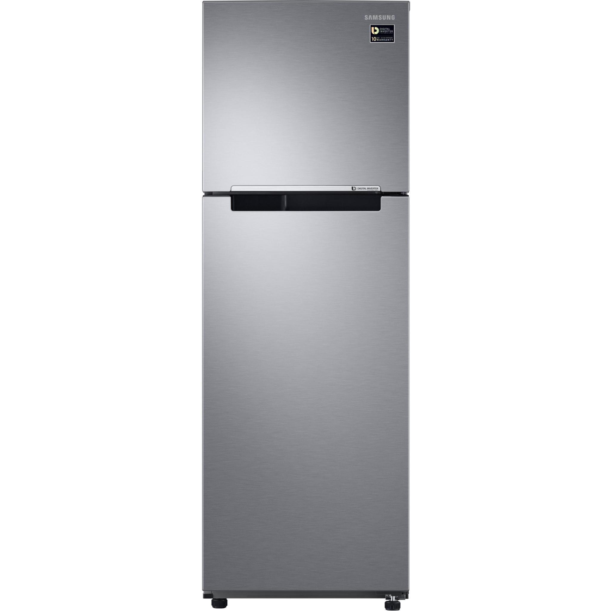Samsung SR270MLS 270L Top Mount Fridge (S/Steel)