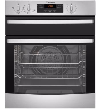 Westinghouse WVG655S 60cm Natural Gas Built-In Oven
