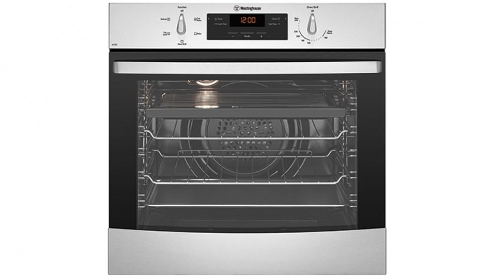 Westinghouse 600mm Stainless Steel Multifunction LPG Oven