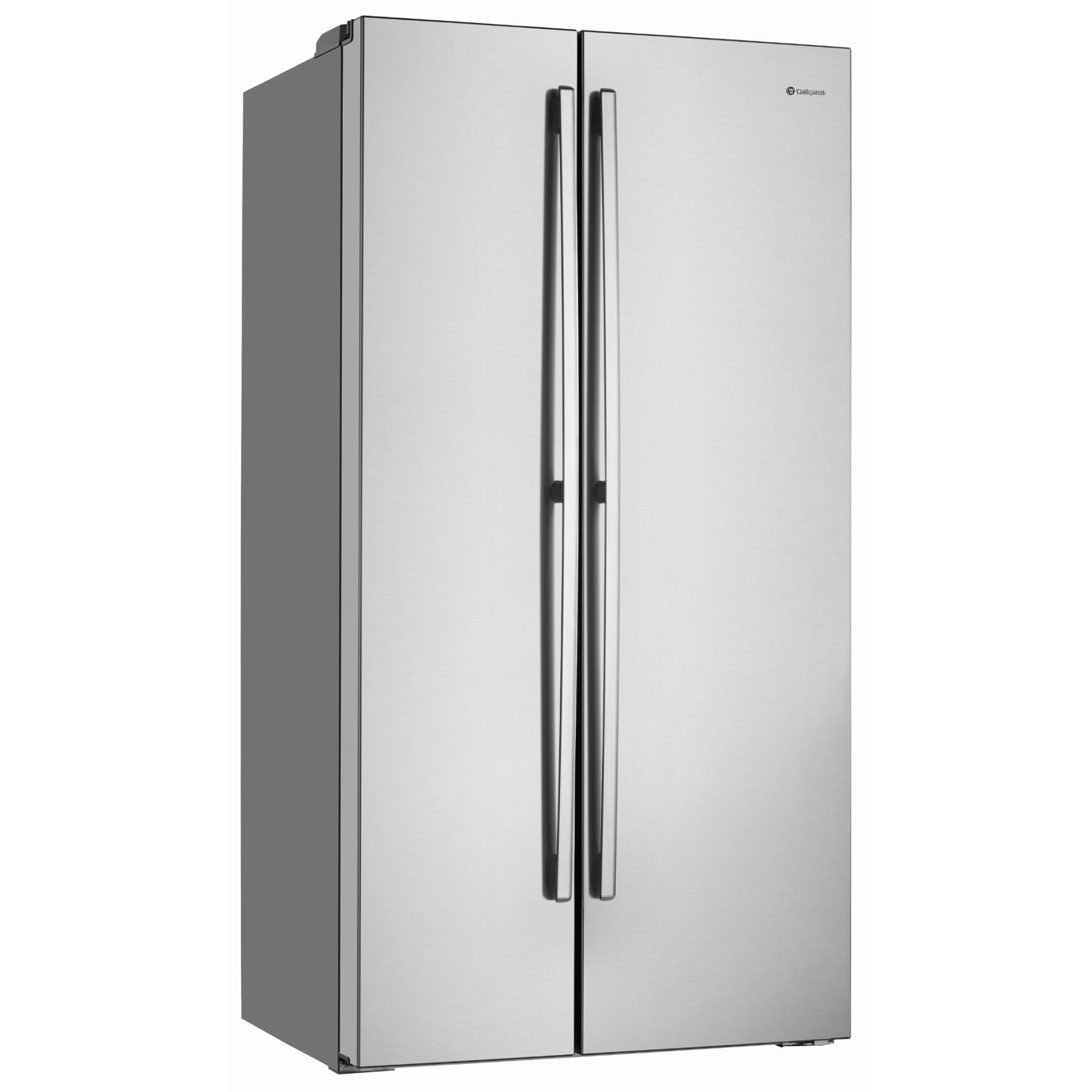 Westinghouse WSE6200SA 620L Side by Side Fridge (S/Steel)