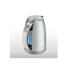 Cuisinart Perfectemp 1.7L Kettle – Brushed Stainless Steel Silver/Blu