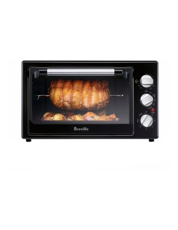 Breville the Toast & Roast Pro compact oven Black LOV560BLK