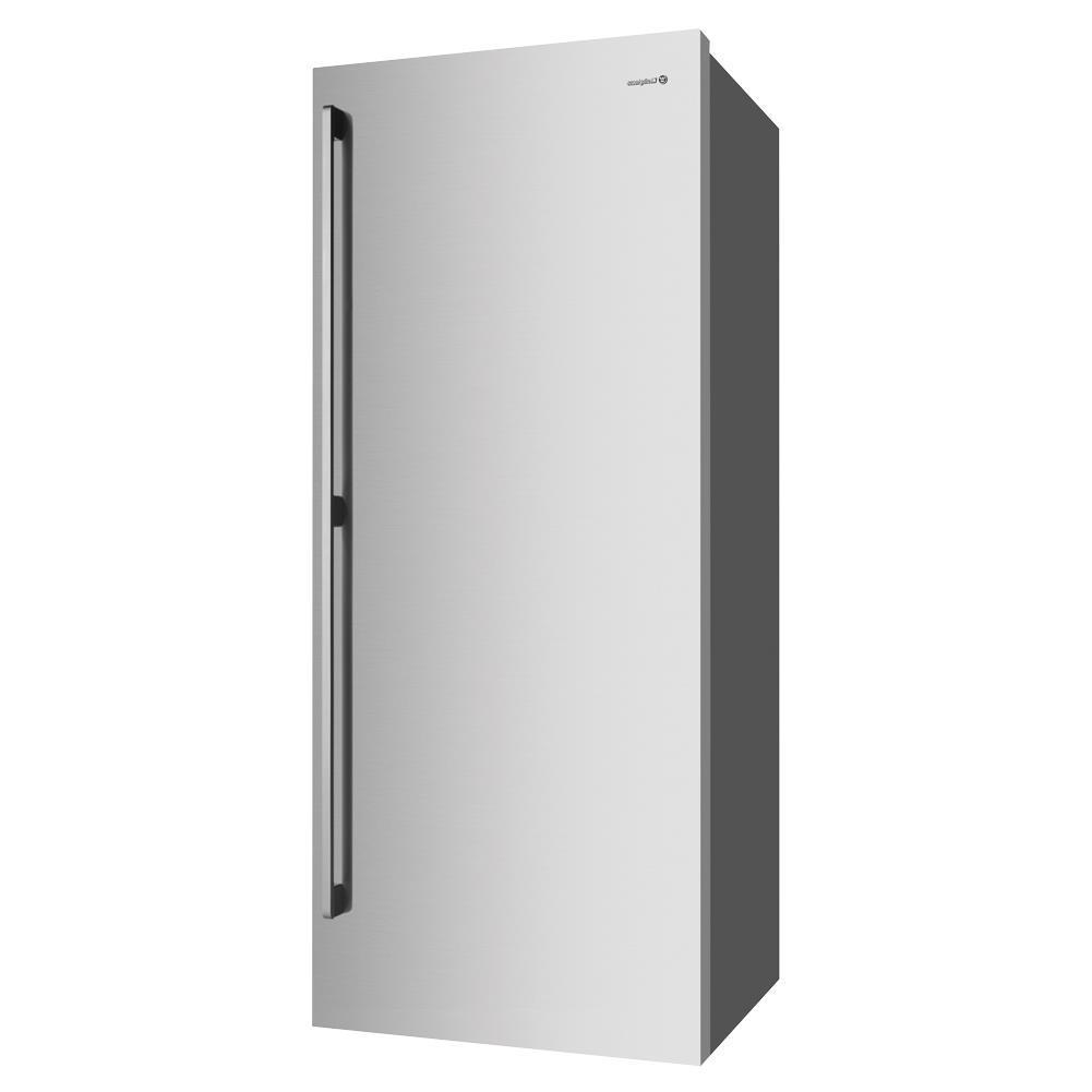 Westinghouse WFB4204SC 425L Upright Freezer (S/Steel) [Right]