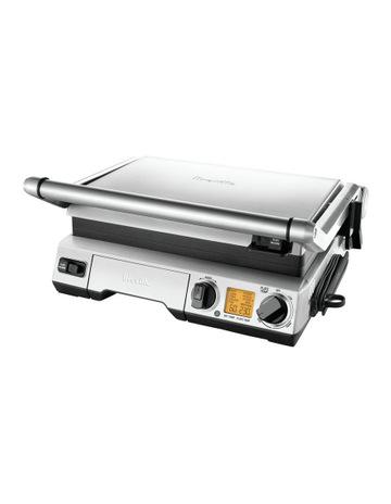 Breville The Smart Grill Pro: Stainless Steel BGR840BSS