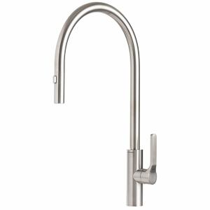 The Galley Ideal Gooseneck Mixer Tap IWT-D-MSS-AU