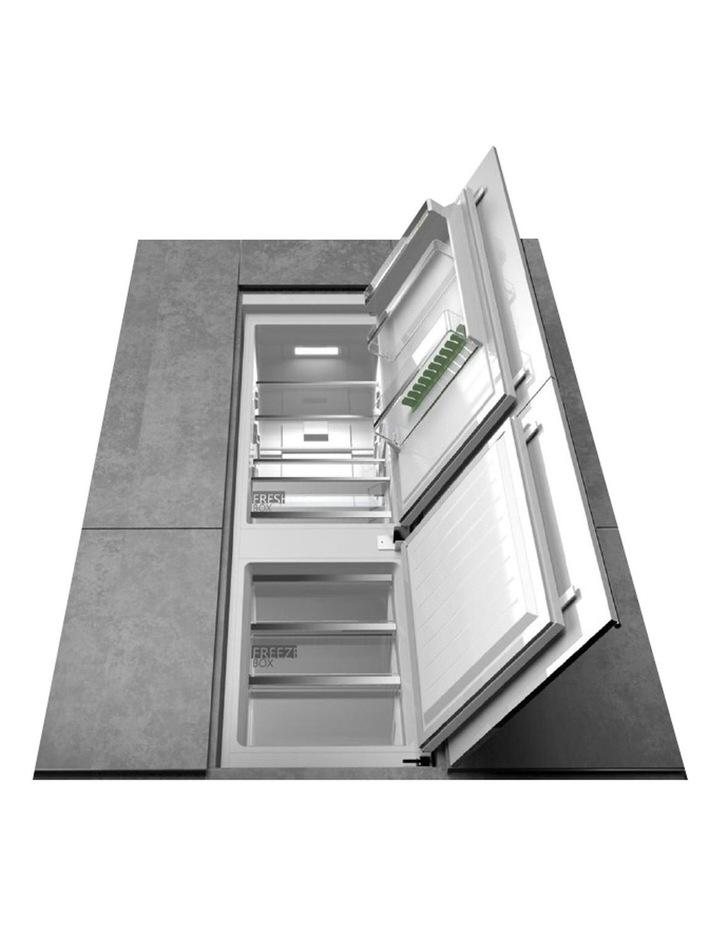 Kleenmaid Integrated Top Mount 266L Refridgerator Freezer CRZ25511