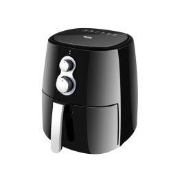 Heller Air Fryer – Low Fat Oil Free Kitchen Cooker – Black 1350 Watts