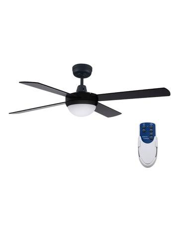 Devanti 52″ Ceiling Fan – Black