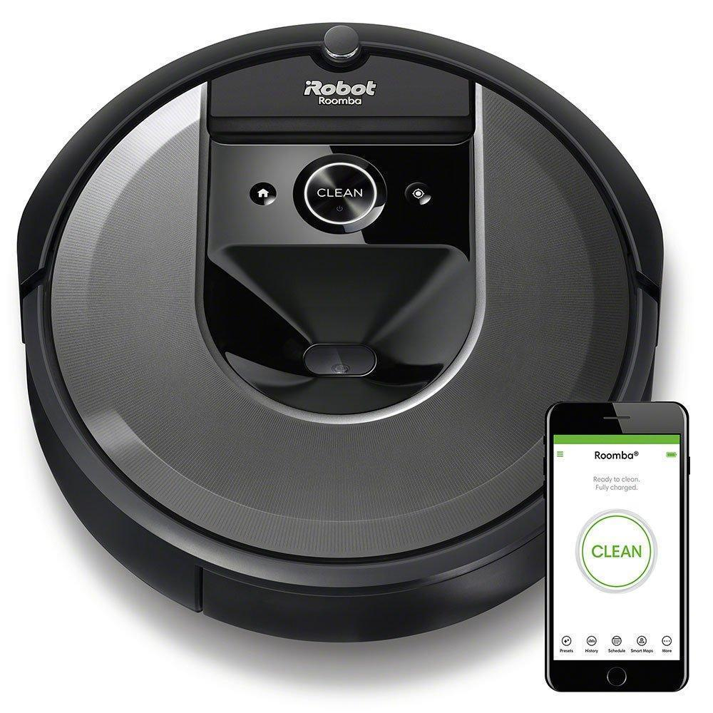 iRobot Roomba i7 Wi-Fi Connected Robotic Vacuum
