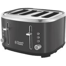 Russell Hobbs Legacy 4 Slice Toaster – Charcoal