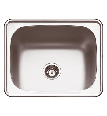 Abey PR45A Laundry Tub with Bypass