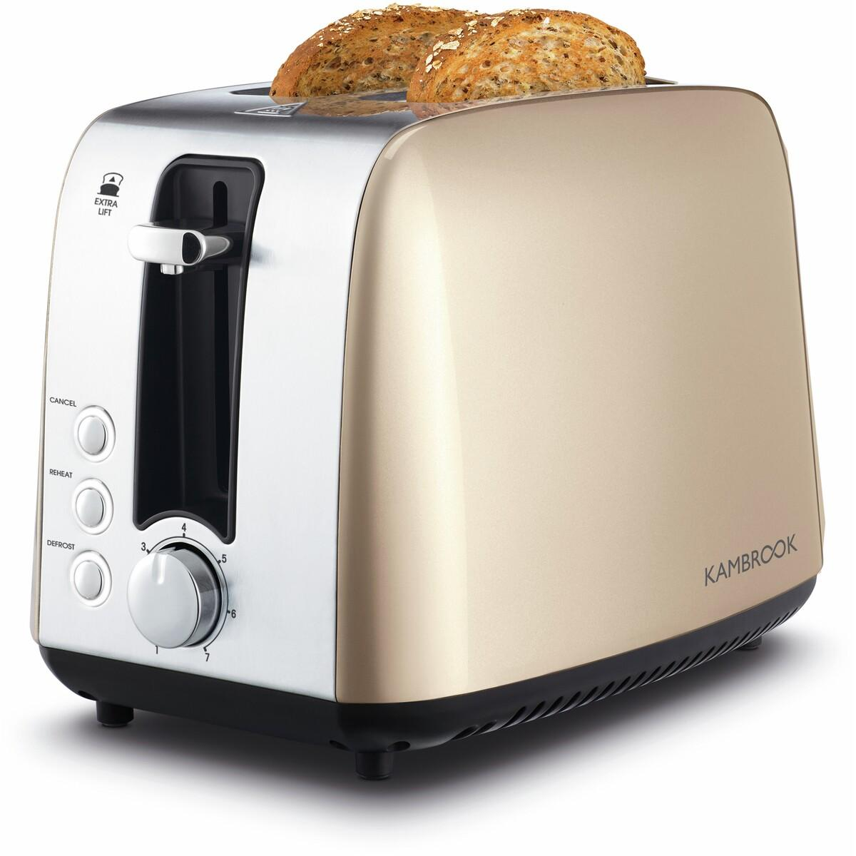 Kambrook Deluxe Collection 2 Slice Toaster