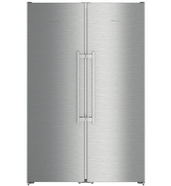 Liebherr 709L Side by Side Fridge SBSEF7242