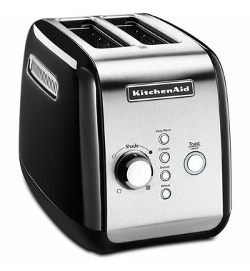 KitchenAid Classic Automatic 2 Slice Toaster 5KMT221AOB