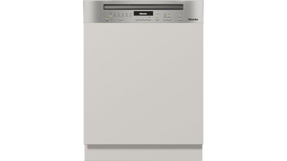 Miele G 7104 SCi Integrated Dishwasher – Clean Steel