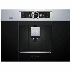 Bosch Serie 8 Built-In Fully Automatic Coffee Machine Stainless Steel CTL636ES6