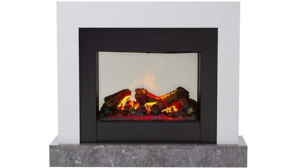 Dimplex 2kW Ravel Opti-myst Complete Suite Electric Fire Heater