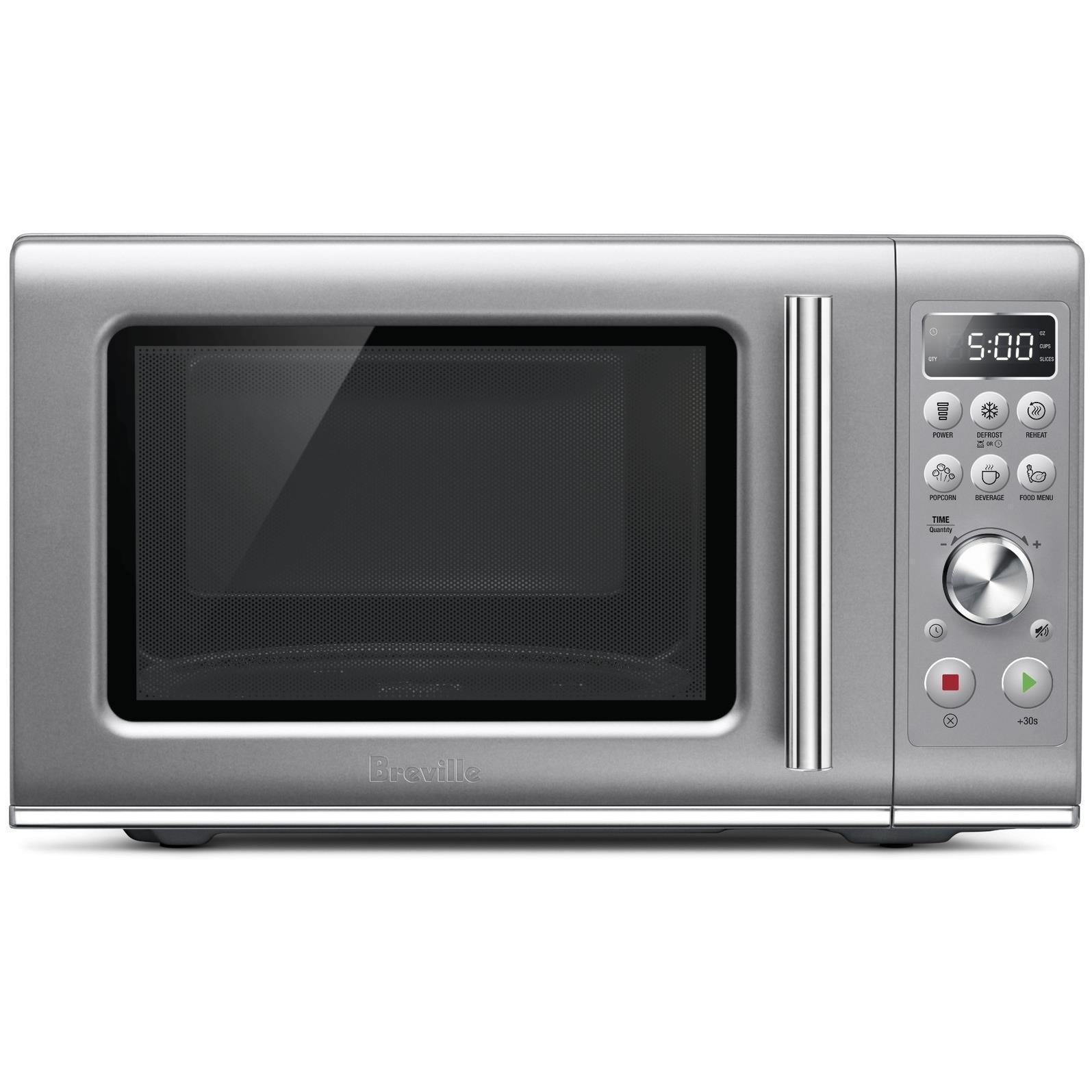 Breville the Compact Wave Soft Close 25L Microwave