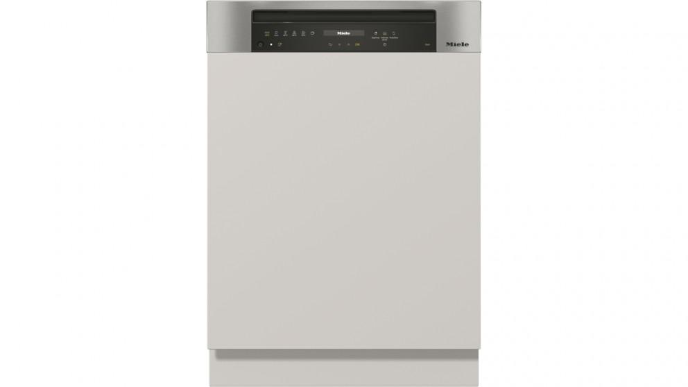Miele G 7319 SCi XXL AutoDos Integrated Dishwasher – Clean Steel