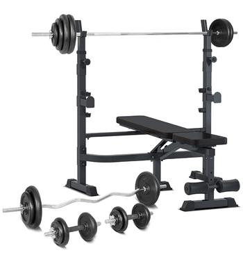 Cortex BENCHMF4000+120KG MF-4000 with 120kg Weight Package