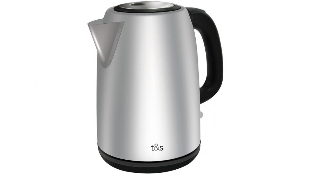T&S Everyday 1.7L Kettle – Stainless Steel