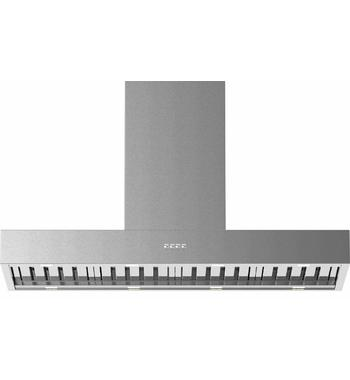 Whispair 120cm Vienna Wall Mounted Canopy Rangehood with Pro Inline Remote Motor X5V12S5.IP