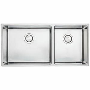Barazza 1 and 3/4 Bowl Sink 1X942I
