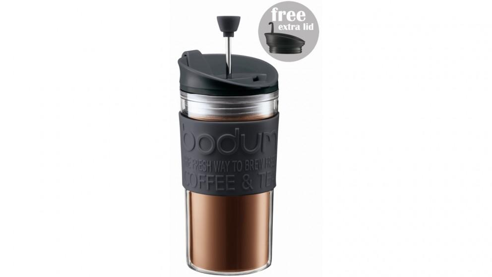 Bodum Coffee Maker with Extra Lid  0.35L/12oz