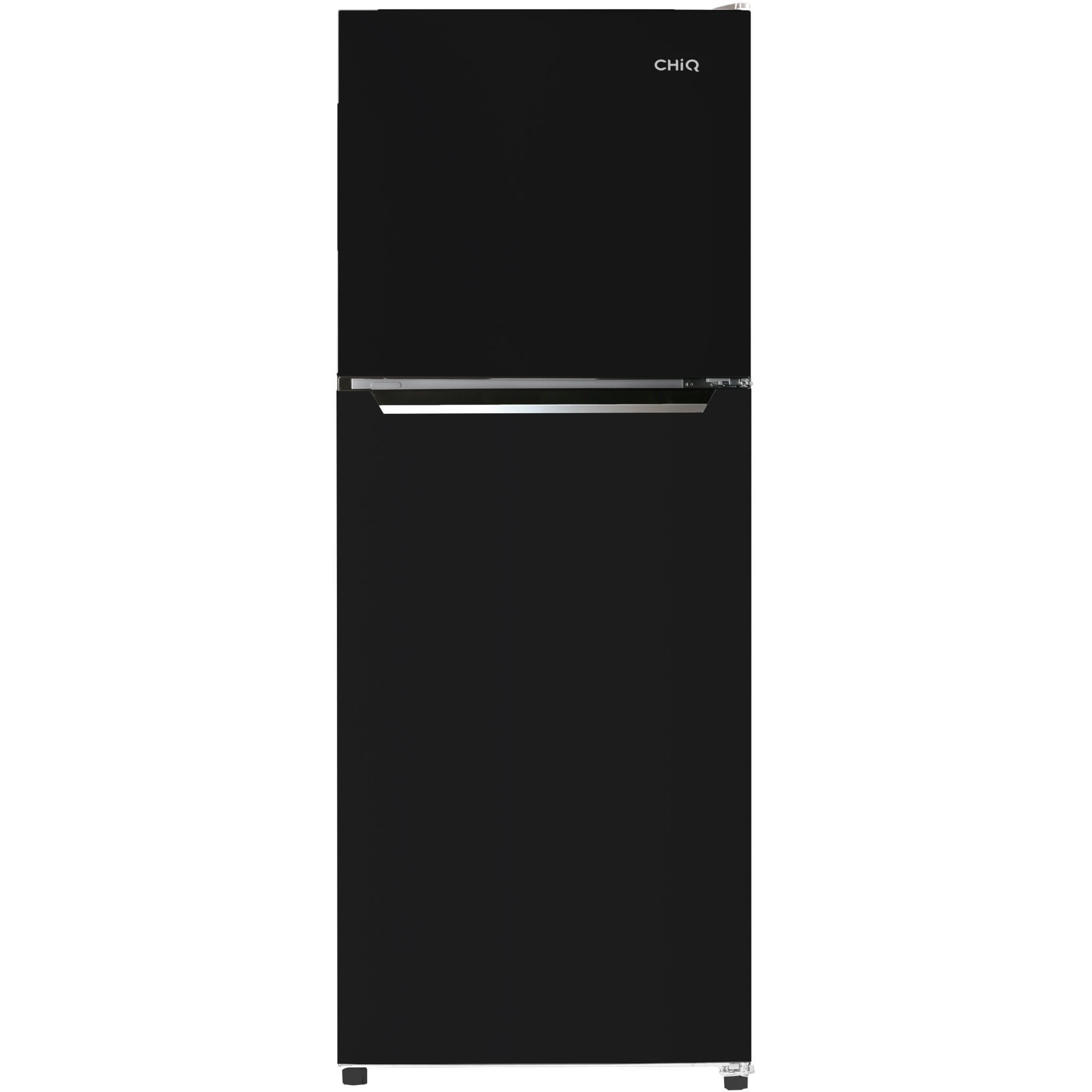 CHiQ CTM215BP 216L Top Mount Fridge (Black)