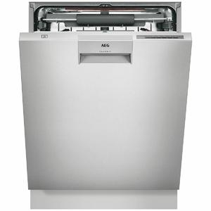 AEG Under Bench Dishwasher FFE72731PM