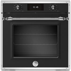 Bertazzoni 60cm Heritage Series Pyrolytic Built-In Oven with Total Steam F6011HERVPTNE