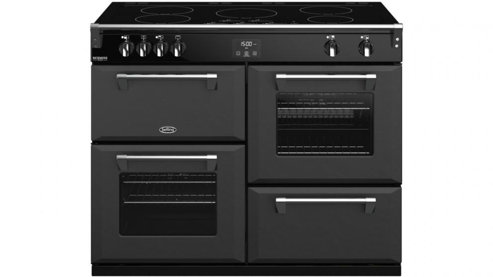 Belling 1100mm Richmond Deluxe Induction Range Cooker – Graphite