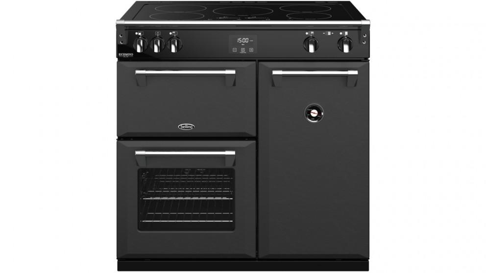 Belling 900mm Richmond Deluxe Induction Range Cooker – Graphite