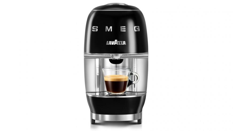 Lavazza Amodo Mio SMEG LM200 Capsule Coffee Machine – Black