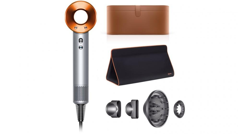 Dyson Supersonic Hair Dryer (Copper/Silver) Gift Edition