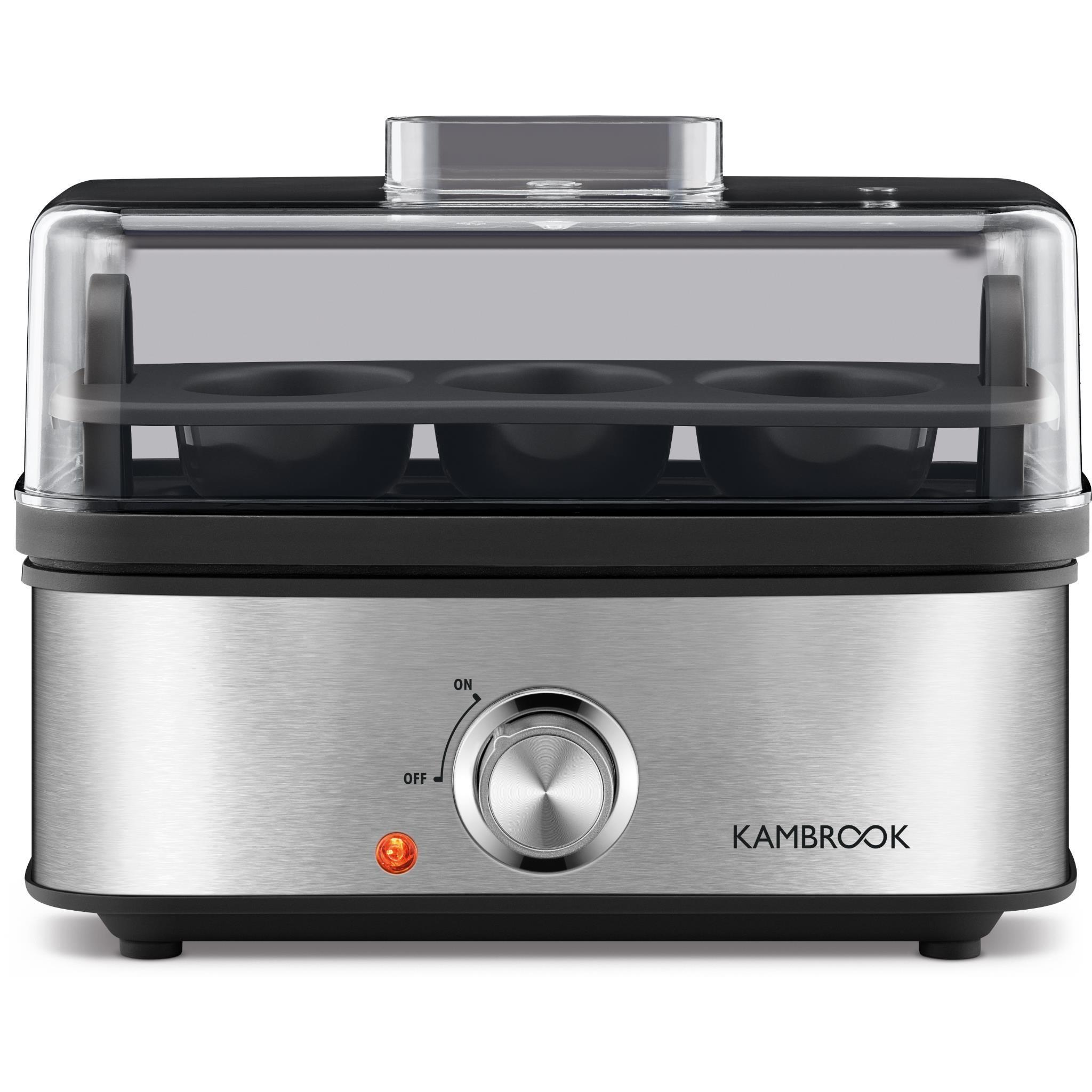 Kambrook 3 Way Egg Cooker