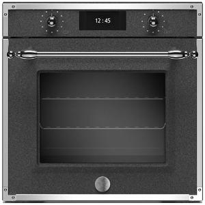 Bertazzoni 60cm Heritage Series Pyrolytic Built-In Oven with Total Steam F6011HERVPTND