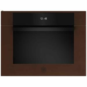 Bertazzoni 45cm Modern Series Compact Combi-Microwave Built-In Oven F457MODMWTC