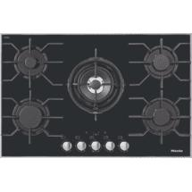 Miele 80cm Gas on Glass Cooktop
