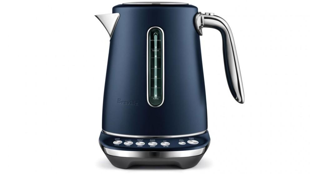 Breville the Smart Kettle Luxe 1.7L Kettle – Damson Blue