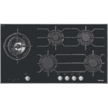Miele 94cm Gas on Glass Cooktop