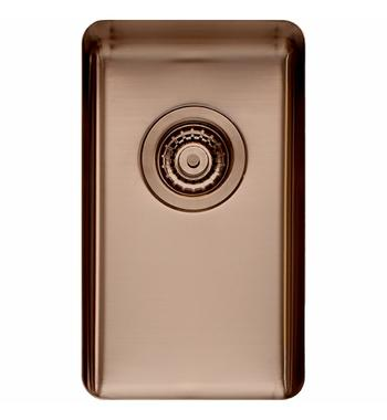 Titan Small Single Bowl Sink Sunstone TSSN28