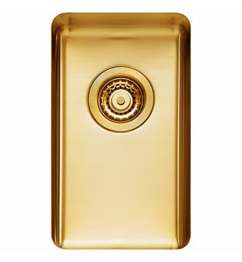 Titan Small Single Bowl Sink Royal Gold TSRY28