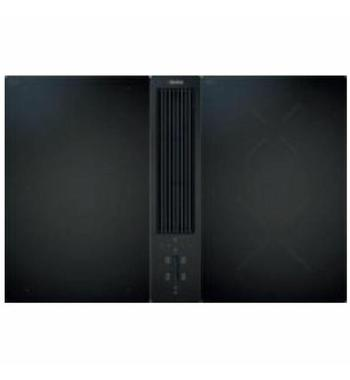 BORA 77cm Classic Induction Cooktop with Integrated Ventilation System CKA2IFI