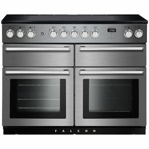 Falcon 110cm Nexus Series Freestanding Electric Oven/Stove NEXSE110EISS-CH
