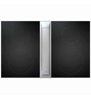 BORA 85cm Professional Induction Cooktop with Integrated Ventilation System PKASIFI