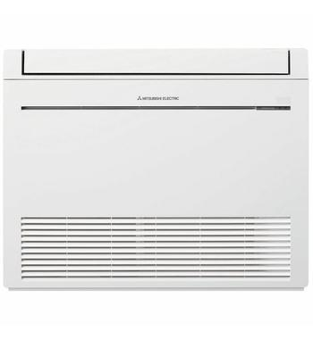 Mitsubishi Floor Mounted Reverse Cycle Inverter Air Conditioner MFZKW42KIT