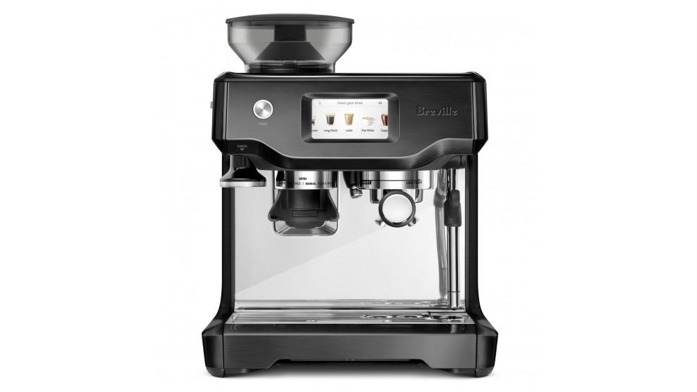 Breville The Barista Touch Coffee Machine – Black Stainless Steel