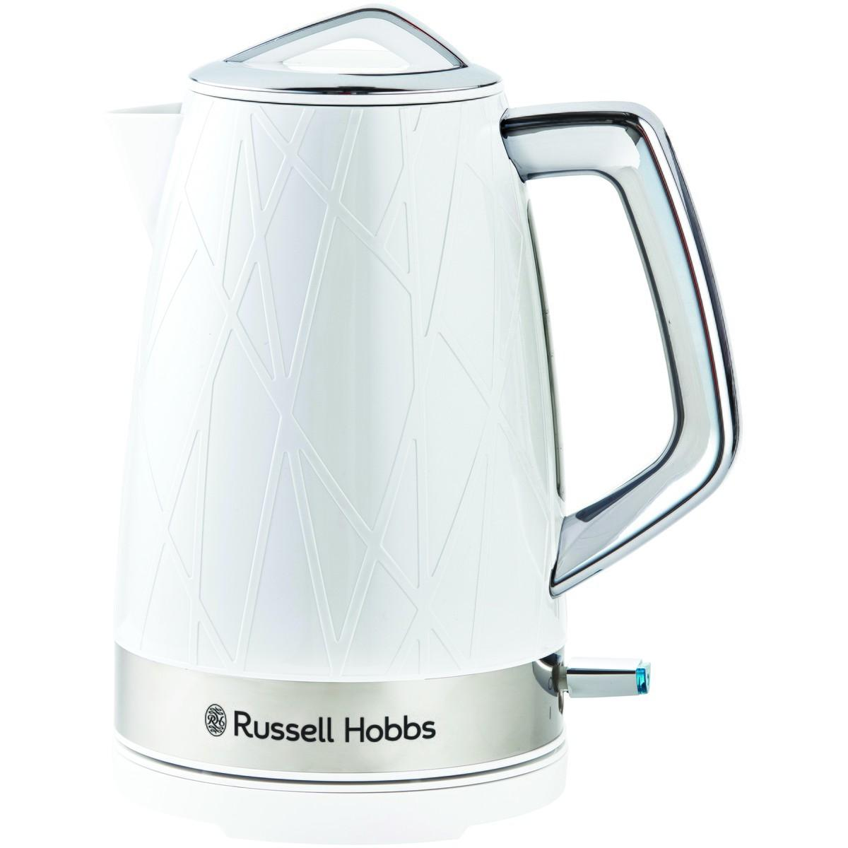 Russell Hobbs Structure Kettle – White