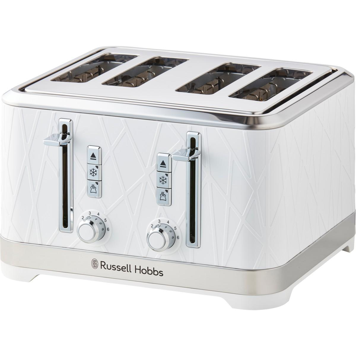 Russell Hobbs Structure 4-Slice Toaster